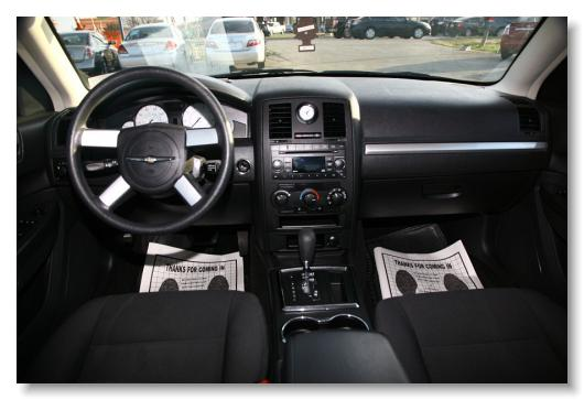 123 tx auto inventory - Chrysler 300 interior accessories ...