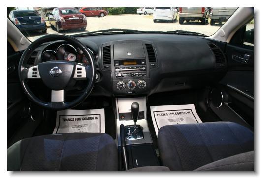 Nissan_Altima_2006_2.5S_Silver_354887 6