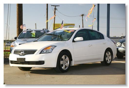 Nissan_Altima_2007_2.5 S_White_409776 1