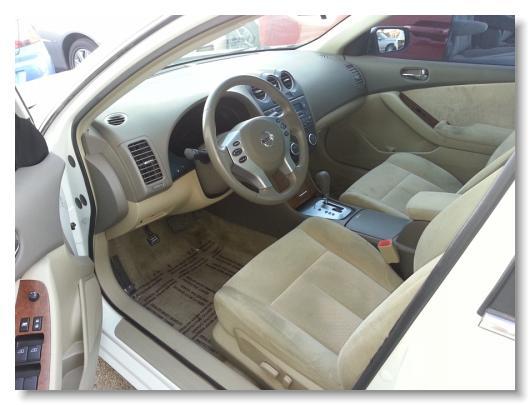 Nissan_Altima_2007_2.5 S_White_409776 9